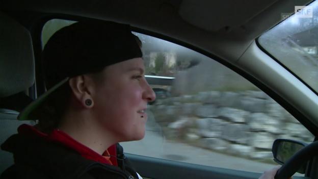 Video ««Autofahren ist für mich immer schön»» abspielen