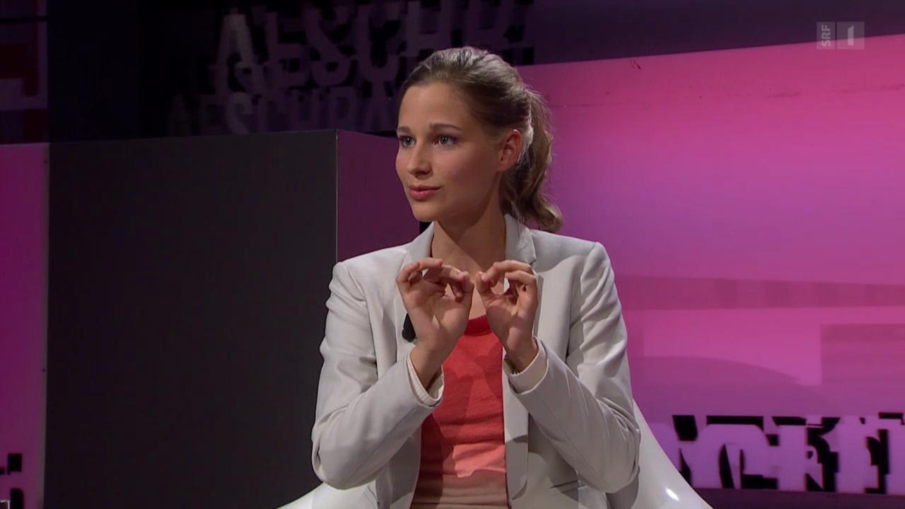 Giulia Enders erklärt «Wie geht kacken?»