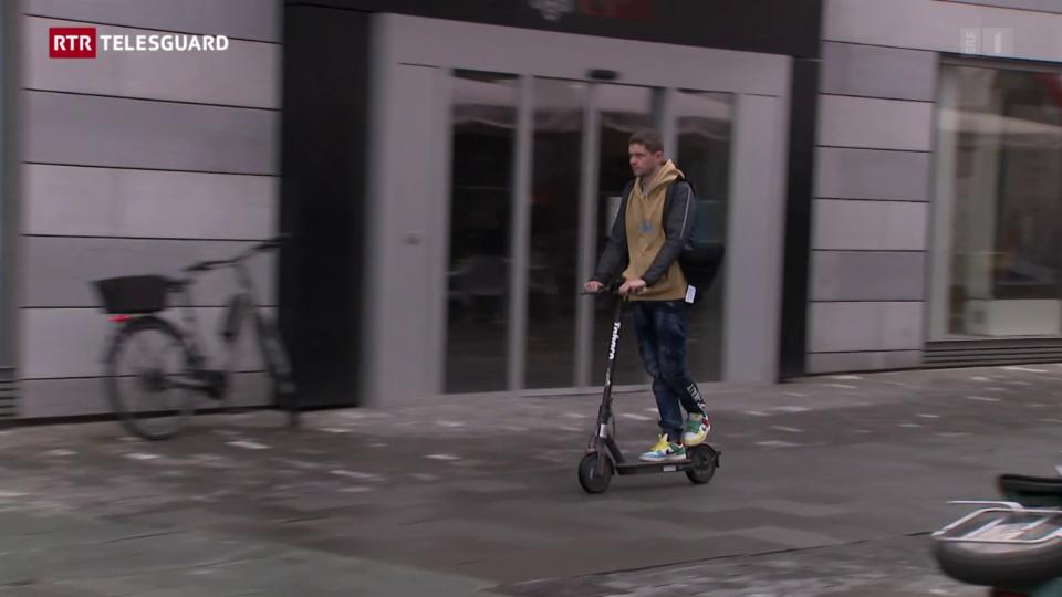 Tge reglas valan per e-scooters ed e-bikes