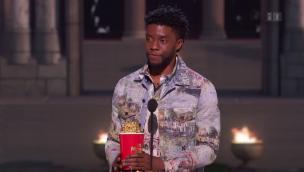 Video «Black Panther räumt bei MTV-Awards ab» abspielen