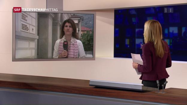 Video ««Fall Behring war Stresstest für Schweizer Justiz»» abspielen