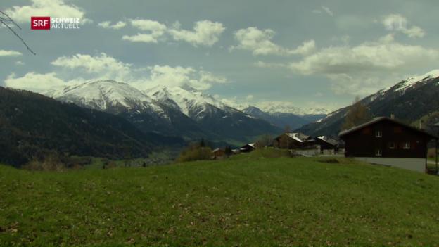 Video «Schweiz aktuell vom 25.04.2016» abspielen
