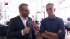 Video «Ruedi Berli: «Das Resultat ist eine Enttäuschung»» abspielen