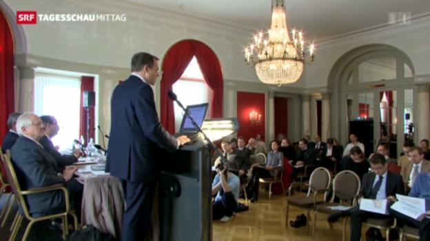 Video «Schwierige Zeiten für Privatbanken» abspielen