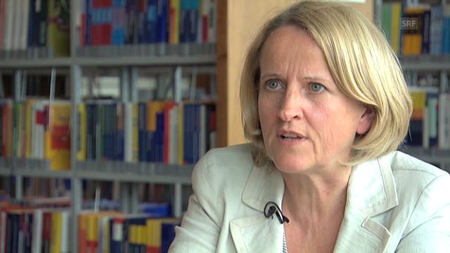 Kerstin Kellermann, KOF Liechtenstein, über 4-Prozent-Berechnung