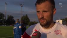 Video «Fussball: Haris Seferovic im Interview» abspielen