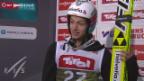 Video «Skispringen: Qualifikation in Innsbruck» abspielen
