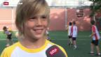 Video «Janis – der einzige Schweizer im WM-Final» abspielen