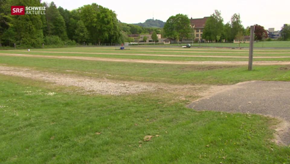 Zwei befristete Standplätze für die Fahrenden in Bern und Biel