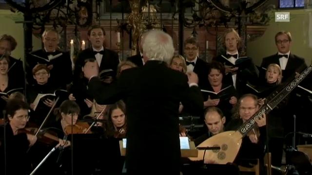 J. S. Bach, Weihnachtsoratorium I, Eingangschor «Jauchzet, frohlocket»