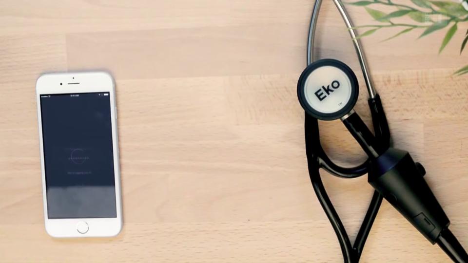 Digitales Stethoskop