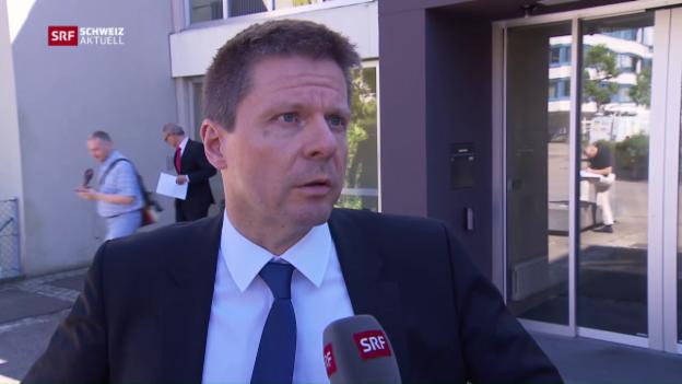 Video «Schweiz aktuell vom 22.06.2016» abspielen