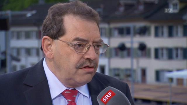 Glarus-Experte Richard Bertini zur Landsgemeinde
