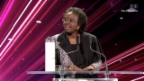 Video «Friedenskämpferin Bineta Diop - Gewinnerin in der Kategorie Gesellschaft» abspielen