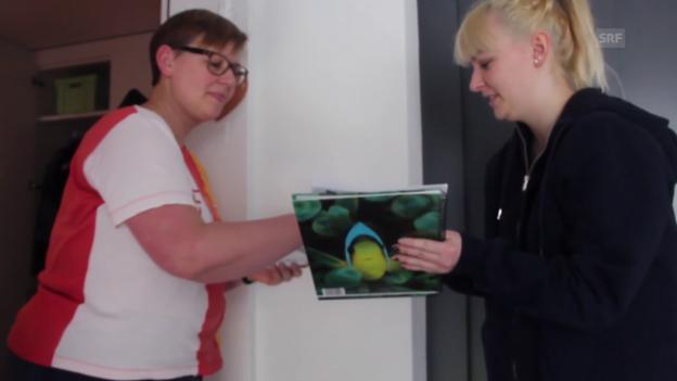 Video «Lieferdienst – Finalist Challenge 2» abspielen