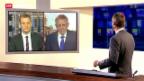 Video «Bundesrat will mit der EU über institutionelle Fragen verhandeln» abspielen