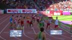 Video «Leichtathletik-EM: Letzte Runde 4x400-m-Staffel der Männer» abspielen