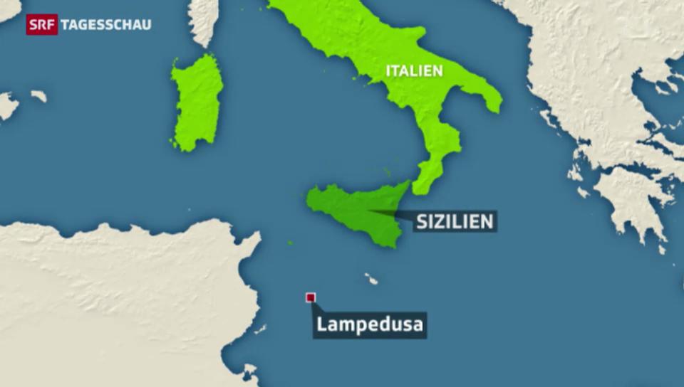 Weitere Tragödie vor Lampedusa