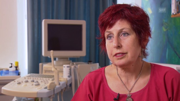 Video «Frauenärztin Helene Huldi: «Nicht für alle geeignet.»» abspielen