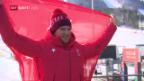 Video «Cologna ist Schweizer Fahnenträger» abspielen