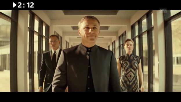 Video «Filmstart diese Woche: «Spectre»» abspielen