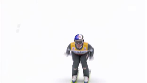 Video «Sprung von Schlierenzauer» abspielen