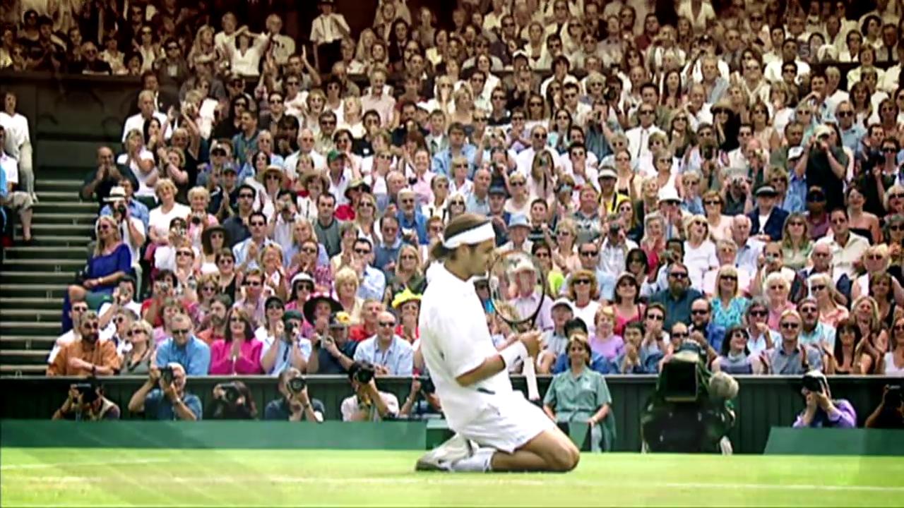 Federers unglaubliche Serie: 65 Grand-Slam-Turniere in Folge