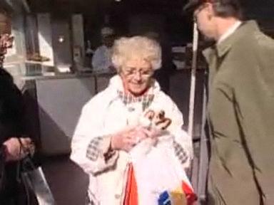 Stephanie Glaser wird 80