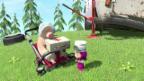 Video «Masha und der Bär - Blödsinn mache» abspielen