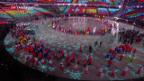 Video «Olympische Winterspiele – Die Feier» abspielen