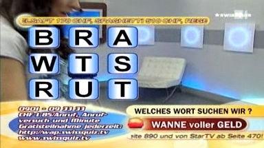 Video «09.03.10: Umstrittene TV-Quizshows: Bundesgericht rügt Anbieter» abspielen