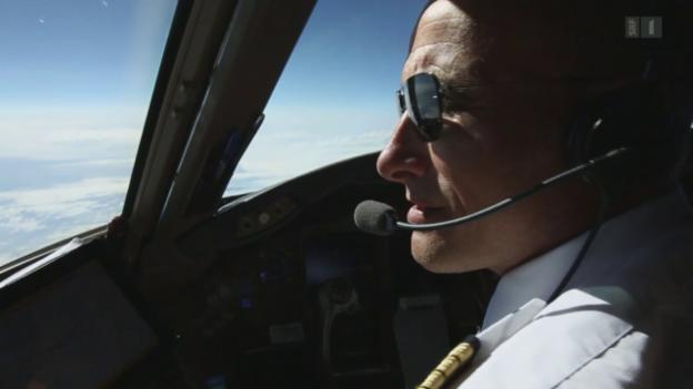 Video «Bitte anschnallen – Flugsicherheit in Zeiten der Vielfliegerei» abspielen