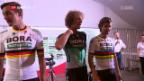 Video «Hochkarätiges Feld an der Tour de Suisse» abspielen