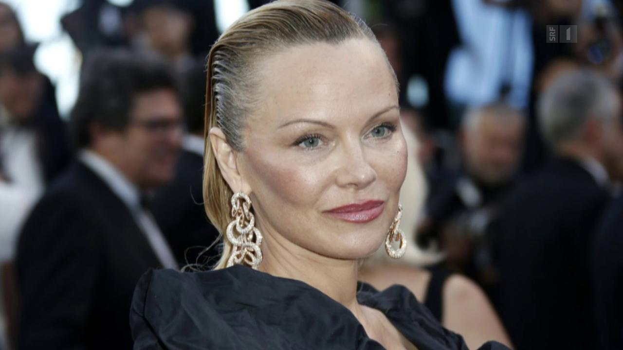 Baywatch–Ikone Pamela Anderson mit Imagewandel