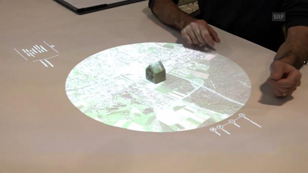Video «VR Tisch» abspielen