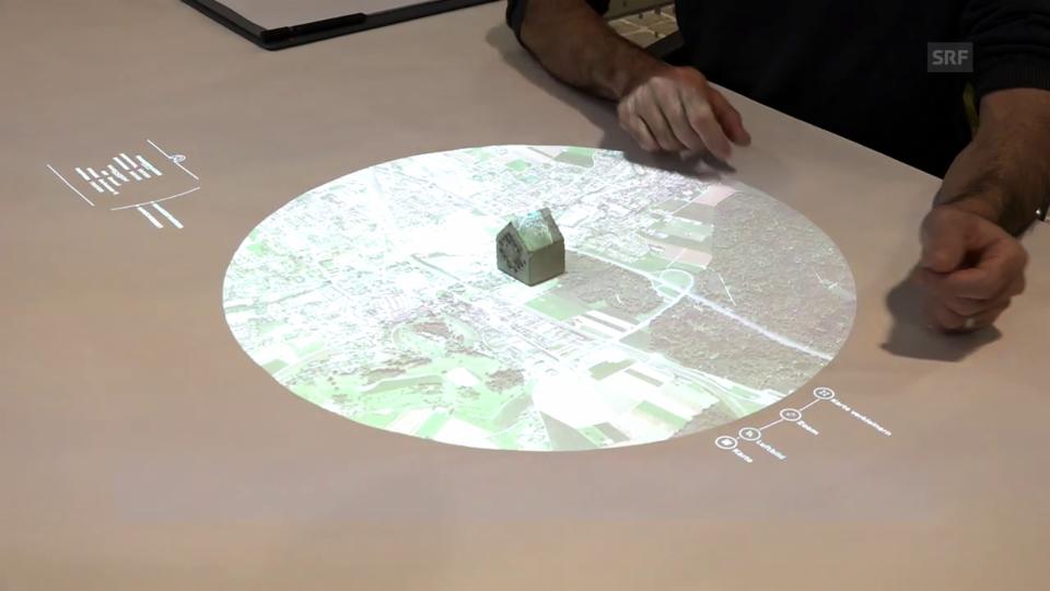 «Live Paper»: Technologie auf der Tischplatte
