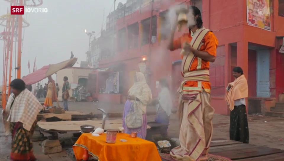 Sterben in Varanasi