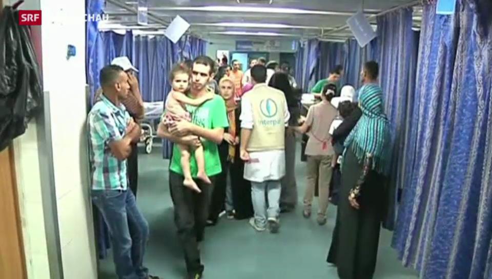 In Gaza sollen die Waffen schweigen