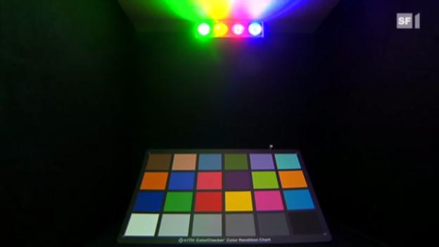Video «Was ist überhaupt eine LED?» abspielen