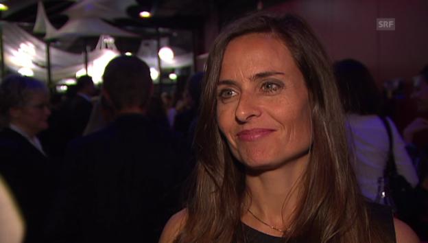 Video «Sandra Studer über ihre Fez-Zeit» abspielen