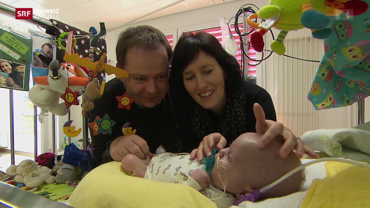 Verein Fontanherzen hilft betroffenen Eltern