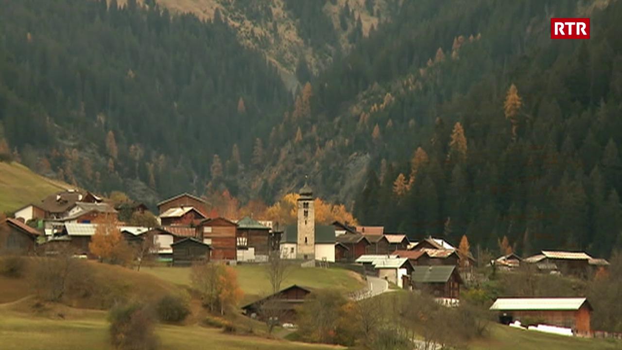 Svizra Rumantscha 27-11-2011: Scola en il spazi alpin - vias e visiuns