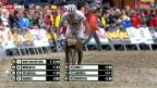 Video «MTB: Weltcup in Albstadt, Cross Country Männer» abspielen