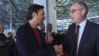 Video «Bundesrat Guy Parmelin über seine Beziehung zu Autos» abspielen
