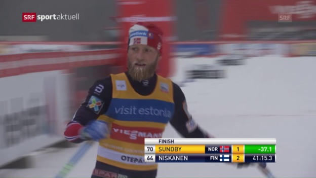 Video «Norwegische Siege in Finnland» abspielen