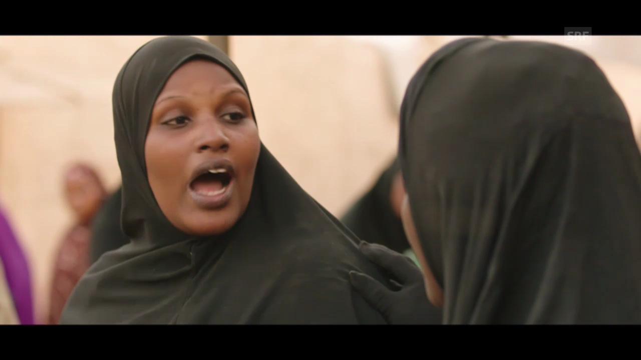 Ausschnitt aus «Timbuktu»