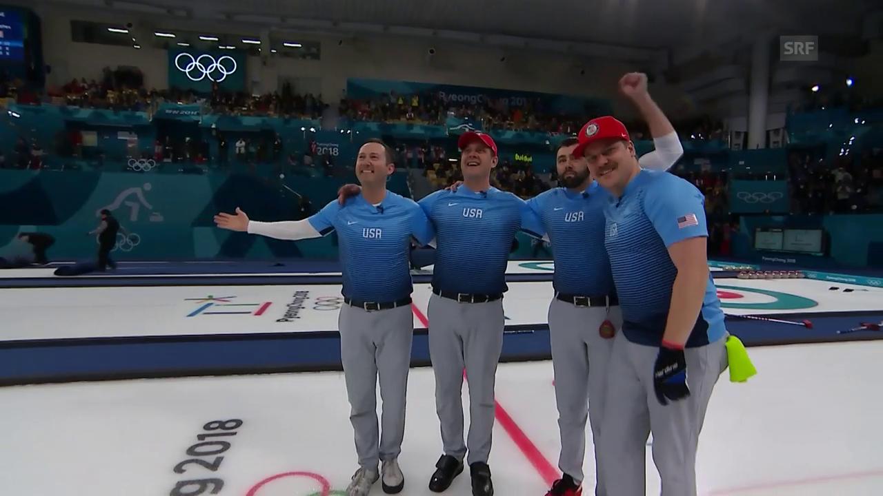 Zusammenfassung Curling-Final