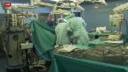 Video «Der betagte Chirurg – ein Auslaufmodell?» abspielen