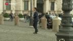 Video «Giuseppe Conte soll Italiens Regierungschef werden» abspielen