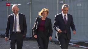 Video «Baeriswyl wird neue Staatssekretärin im EDA» abspielen
